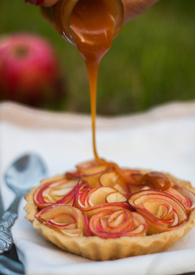 Grandma's Apple Tartelettes Recipe — Dishmaps
