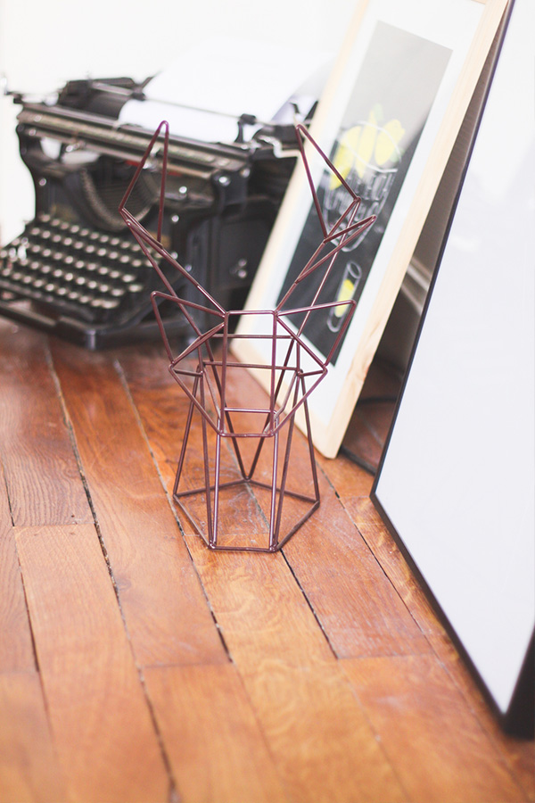 Dollyjessy_Decoration_blog_lifestyle_Appartement_cerf