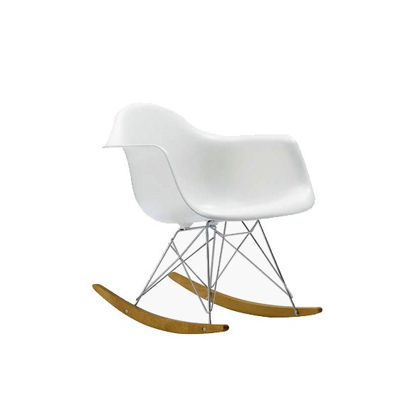 Chaise a bascule charles eames awesome chaise a bascule for Eames chaise bascule