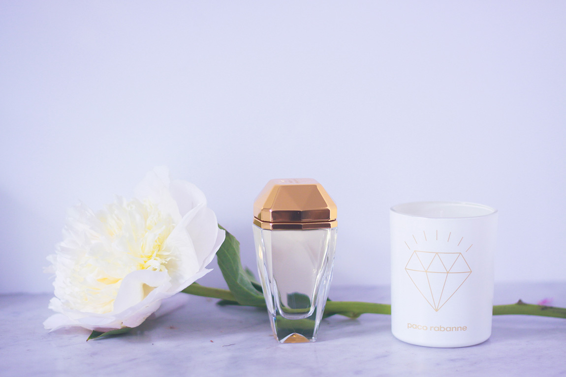 Nouveau parfum Paco Rabanne Eau my gold, déclinaison estivale du Lady Million -