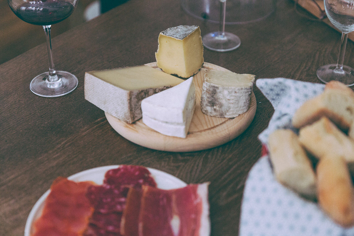 Box vin et fromage Tentation Fromage - Blog cuisine dollyjessy Paris