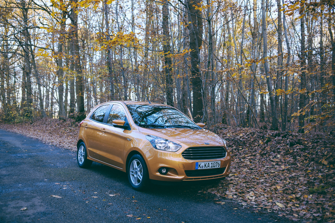 Voiture compacte citadine Ford KA + Test automobile blog Paris blogueuse lifestyle