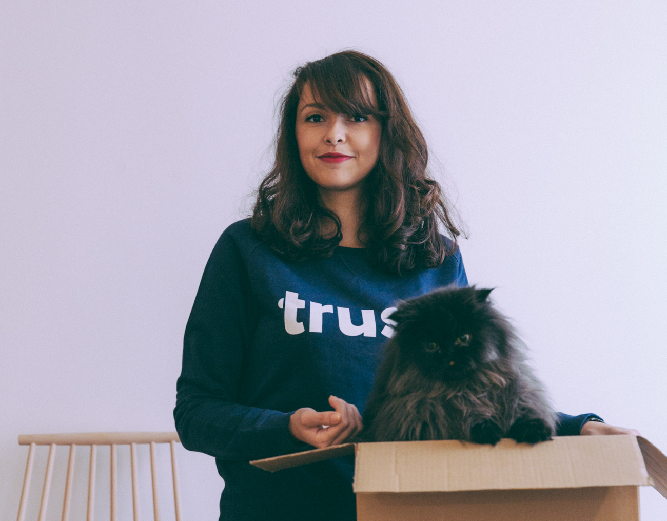 Trusk meilleur service de transport déménagement Paris - avis blog blogueuse france paris dollyjessy