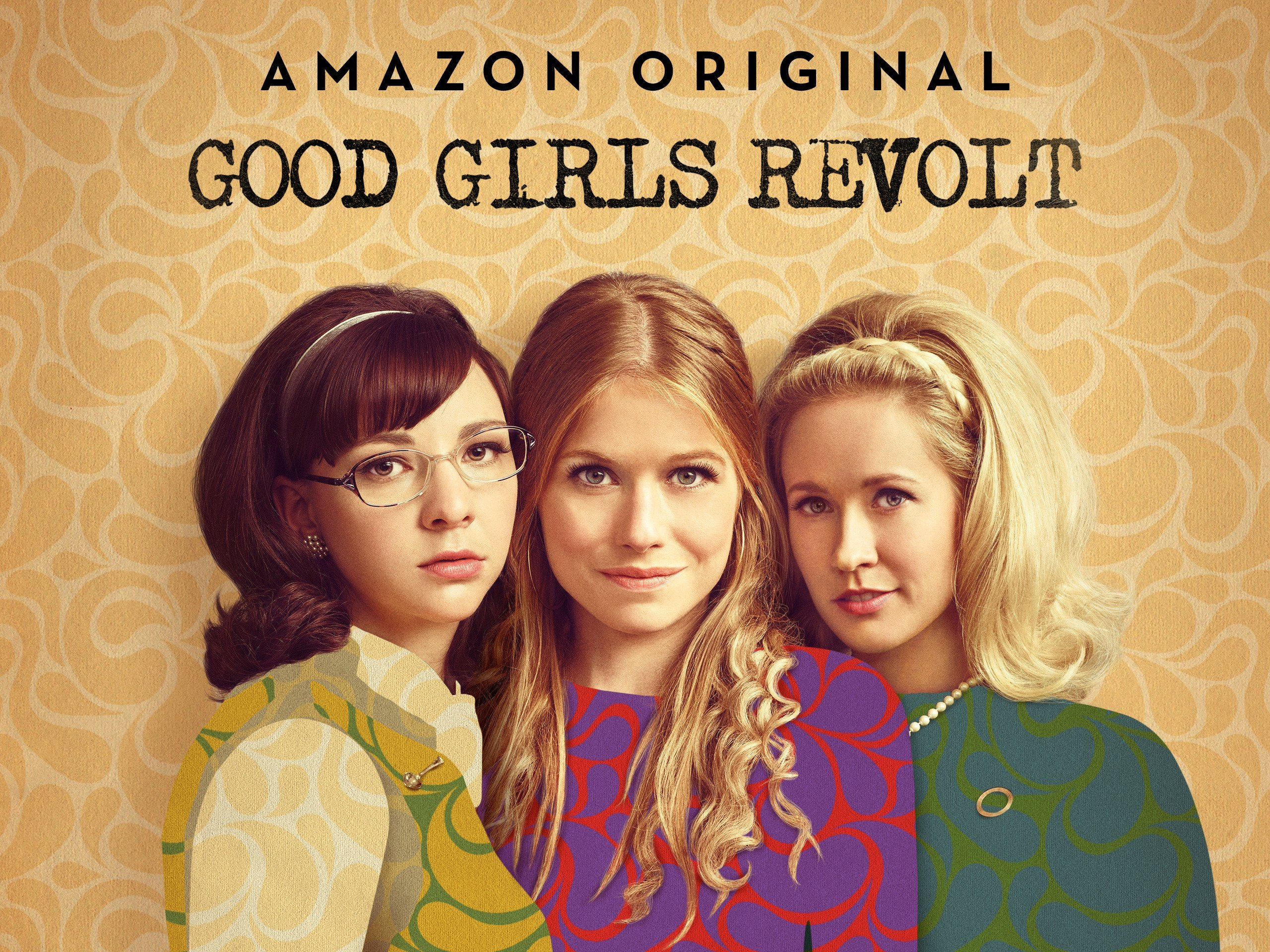 Série féministe série de fille coups de coeur sélection Amazon prime video - Good Girlss Revolt anti héroïne série à voir regarder en 2019 blog dollyjessy cinéma paris