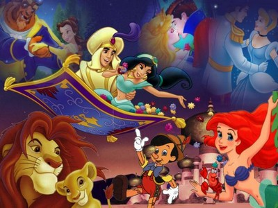 En gros, j'ai souvent l'impression d'être une gosse de 10 ans qui doit choisir son Disney préféré.