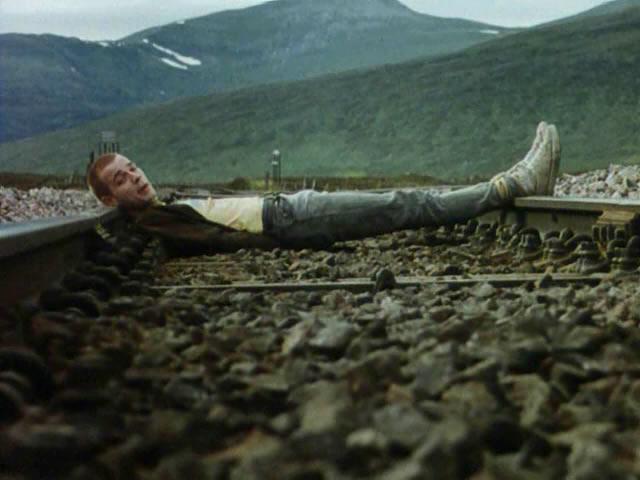Trainspotting, film vu récemment, qui a rejoint mes films marquants