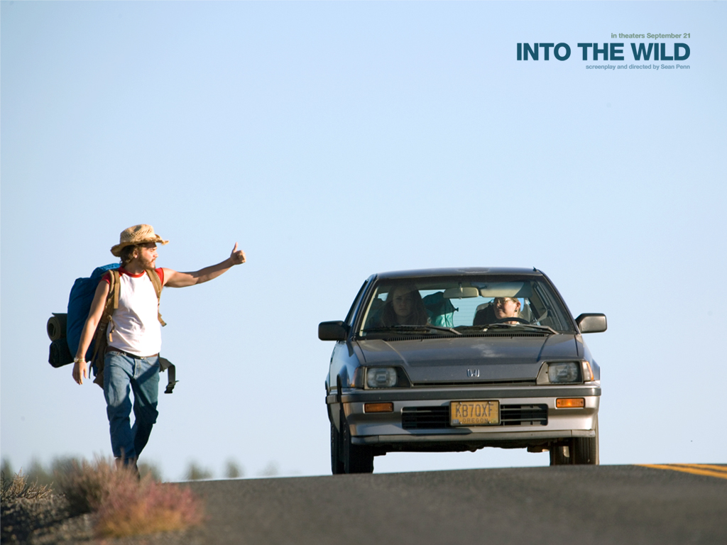 Into the wild - Le besoin d'espace, de prendre la route.