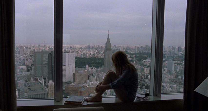 Image du film Lost in Translation; la sensation d'être complètement perdu