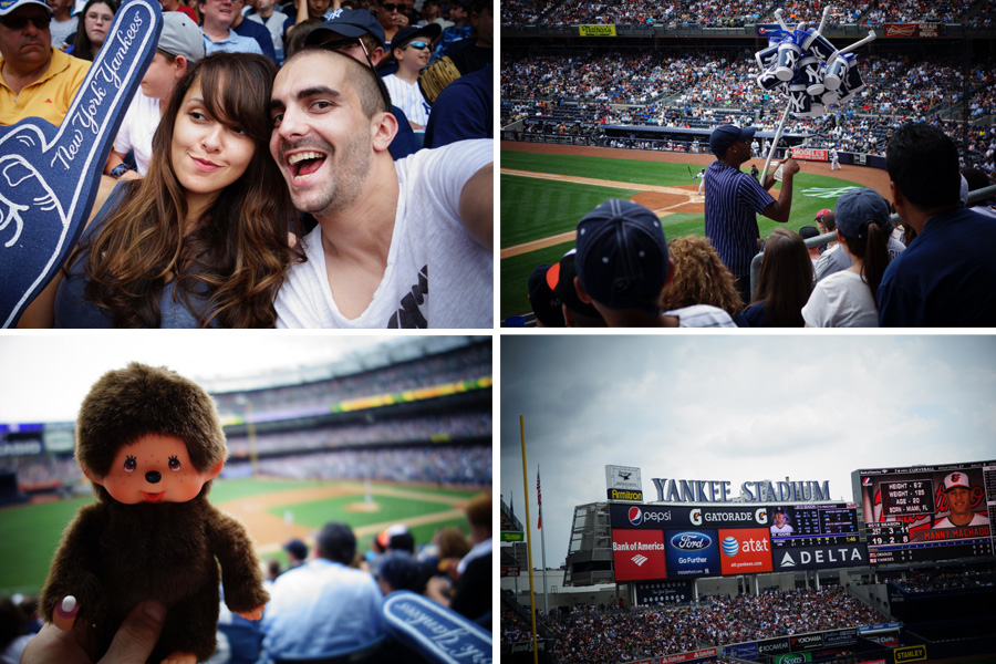 Match des Yankees
