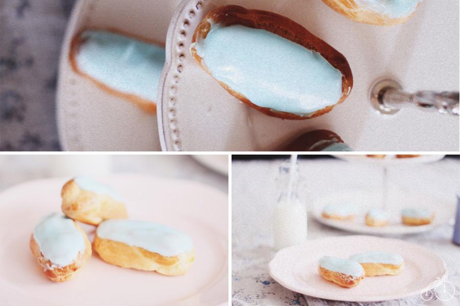 Dollyjessy blog cuisine, recette des mini éclairs