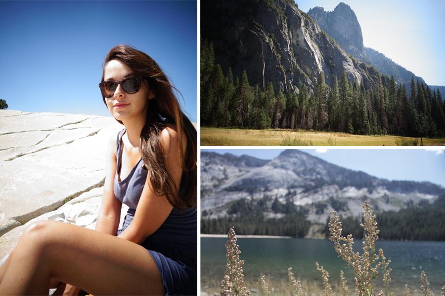 Yosemite, Trip USA de Las Vegas à Yosemite.