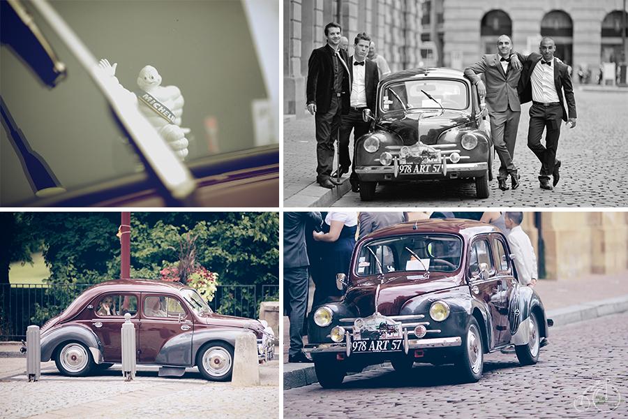 Dollyjessy mariage, astuces pour louer une voiture de collection pas trop chère: le cas de la 2 CV