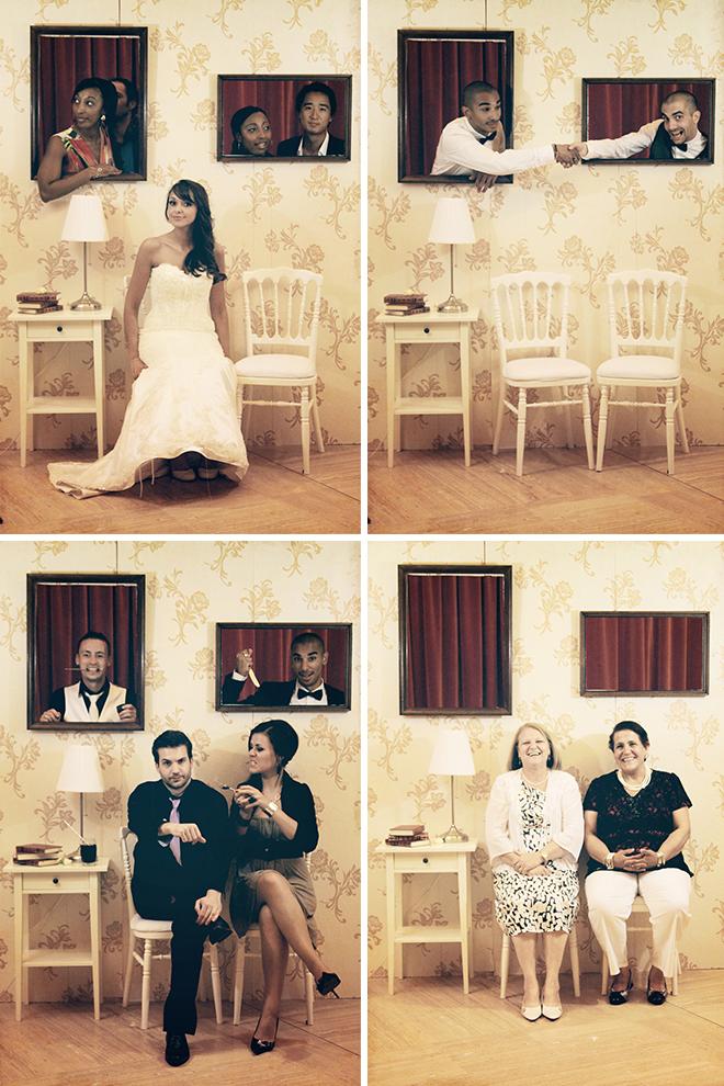 DIY: Photobouth pour le mariage