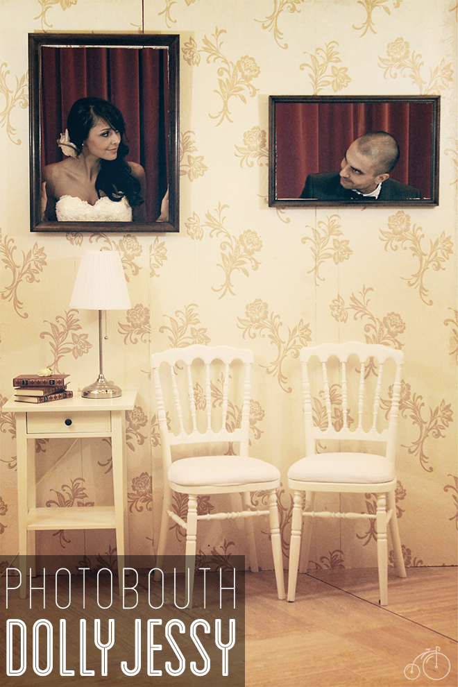 DIY: Photobouth pour un mariage