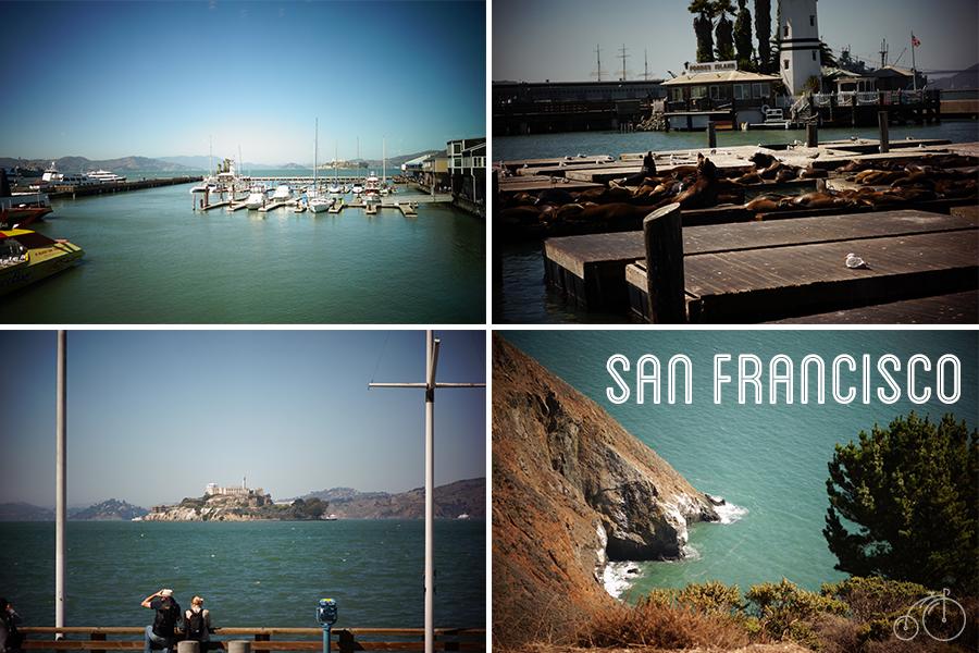 Pier 39 à San Francisco