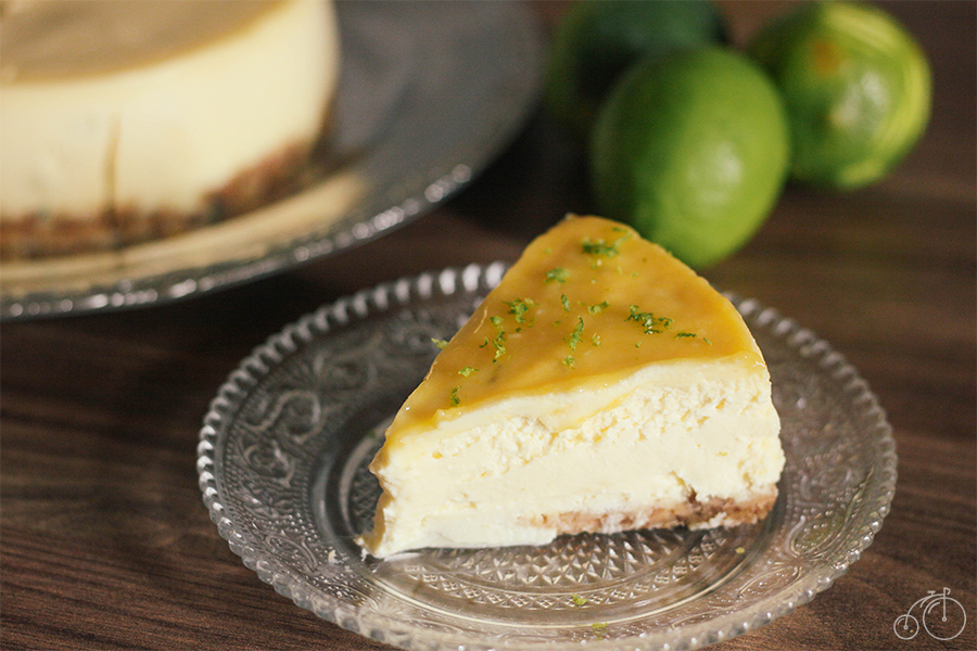 """New York Cheesecake"" au citron vert - Dollyjessy (Jessica ..."