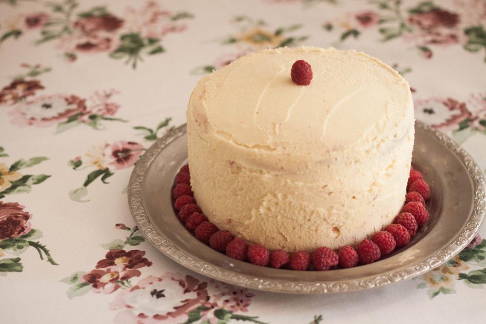 Framboisier Facon Layer Cake Chocolat Blanc Dollyjessy Jessica