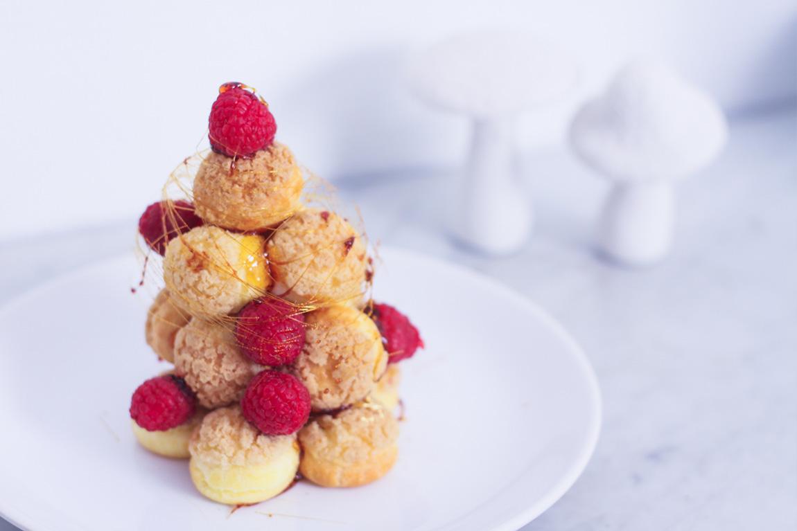 Dollyjessy_Cuisine_Recette_choux_pièce_montée_Chantilly_blog_Cuisine_Modèle2