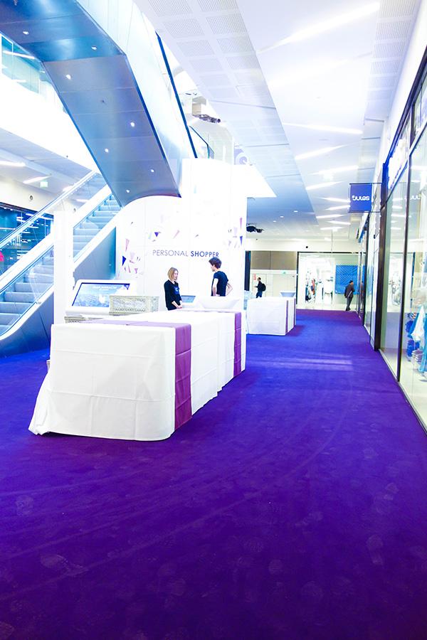 Centre commercial connecté Qwartz Villeneuve région parisienne : service de personal shopping