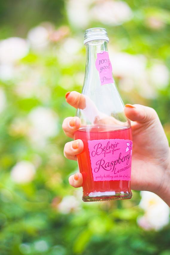 Jardin des plantes, jardin des roses à Paris Blog Mode Lifestyle Dollyjessy - Look Transparence - limonade citron framboise