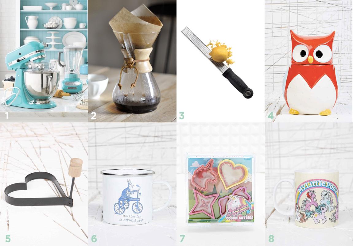 Idées cadeaux cuisine et vaisselle pour Noël  - wishlist par Dollyjessy, blog lifestyle, mode, déco, cuisine