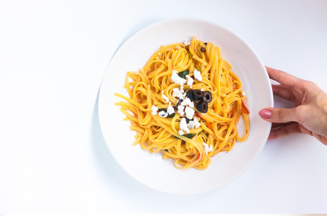 One Pan Pasta, recette de Martha Stewart traduite en français et adaptées par Dollyjessy - blog lifestyle mode et cuisine