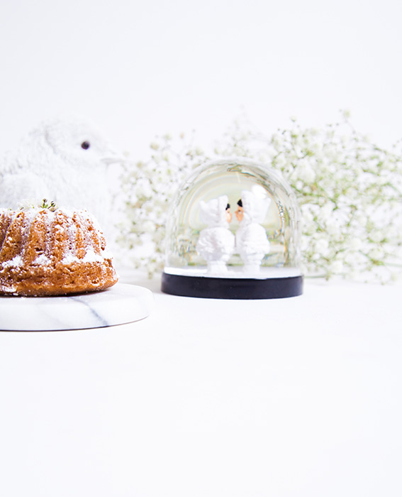 Gâteau moelleux aux marrons, moelleux à la crème de marrons, petits bundtcakes moelleux et caramélisés sur le dessus - Recette Dollyjessy partenariat Bensimon décoration et design Home autour du monde