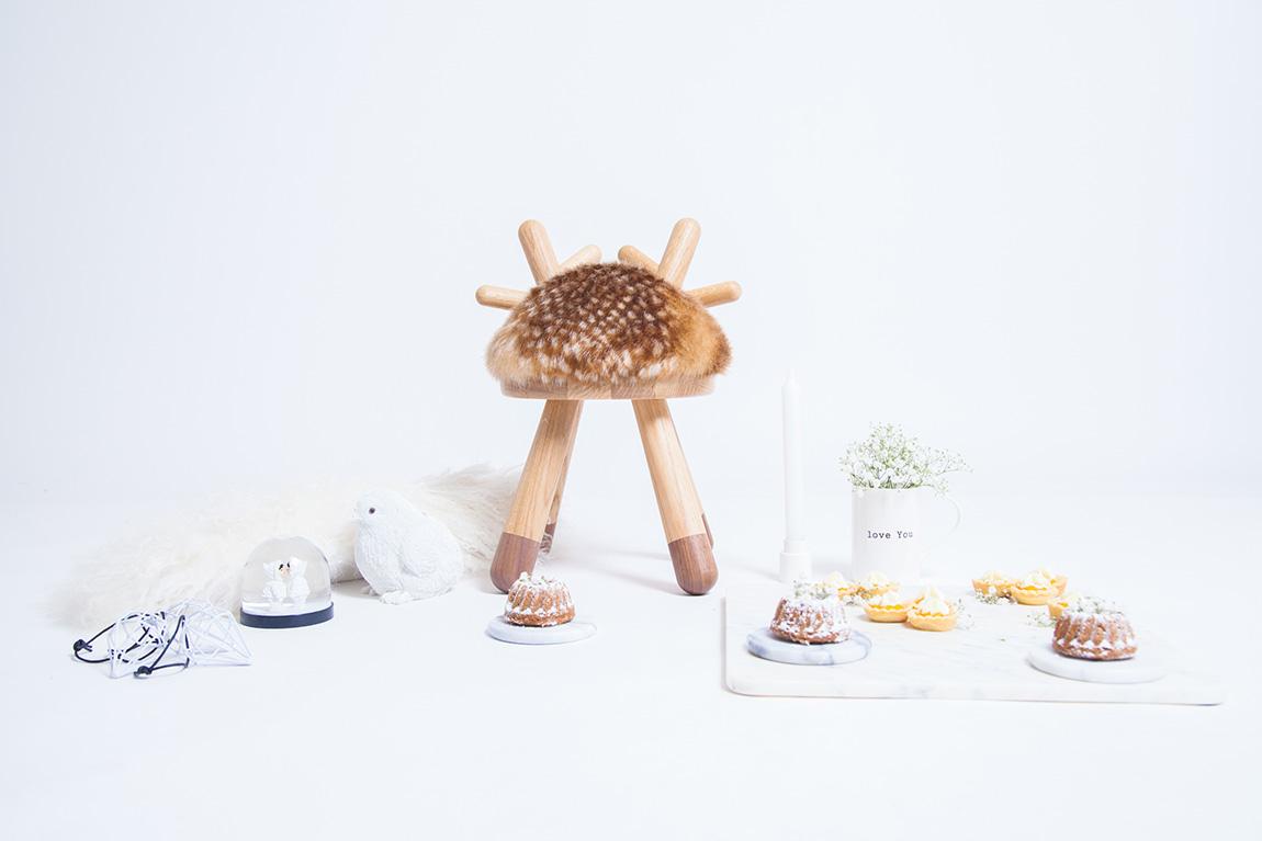 Dollyjessy blog lifestyle, shooting en collaboration avec Bensimon Home autour du monde - design décoration avec recette du moelleux à la crème de marron