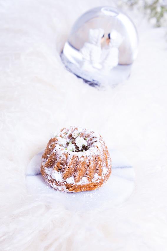 Gâteau moelleux aux marrons, moelleux à la crème de marrons, petits bundtcakes moelleux et caramélisés sur le dessus - Recette Dollyjessy partenariat Bensimon décoration et design Home autour du monde - Blog lifestyle cuisine Dollyjessy
