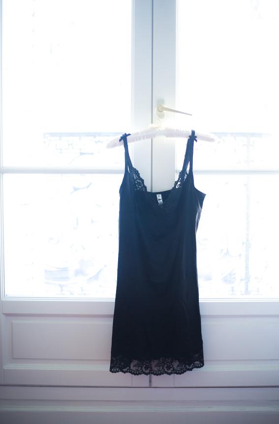 Combinette Millesia nuisette noire retro sexy classique. Lingerie française de qualité, lingerie de luxe fabriquée en France - blog mode lifestyle french fashion blog