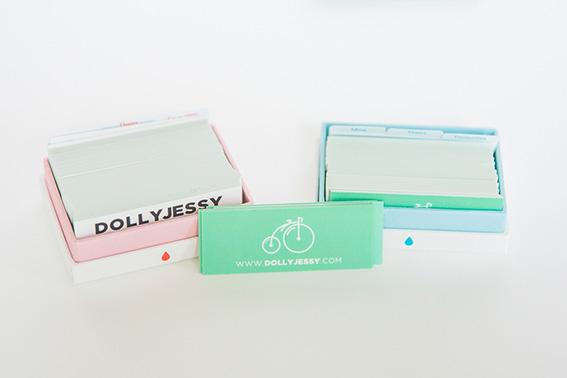 Cartes de visite imprimées chez Moo, blog mode lifestyle français - french blogueur  Mini Cards Moo