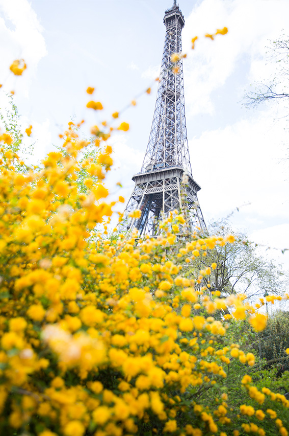 Shooting Paris Tour Eiffel Blog lifestyle mode voyage Paris