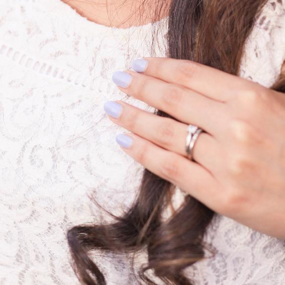 Ongles résine et vernis - blog mode lifestyle beauté