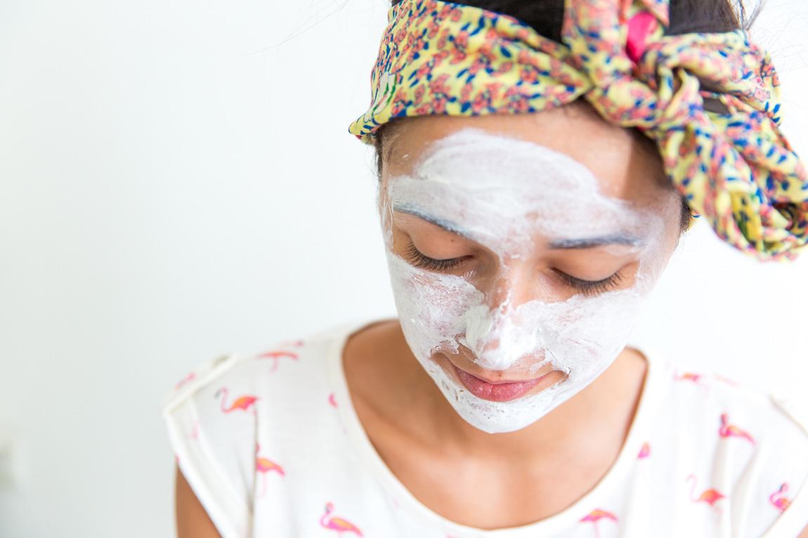Masques Caudalie : Masque purifiant anti imperfections à l'argile blanche, masque instant détox à l'argile rose nettoie en profondeur - blog lifestyle dollyjessy blogueuse