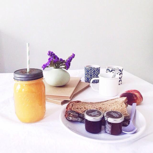 Jus de fruit maison réalisé avec une centrifugeuse magimix - avis blog lifestyle mode cuisine dollyjessy