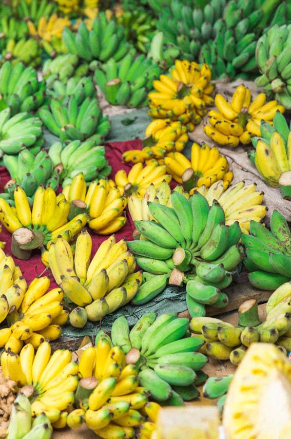 Hoi An Market Banana - blog voyage Travel french blog - voyage au Vietnam avec Comptoir des voyages