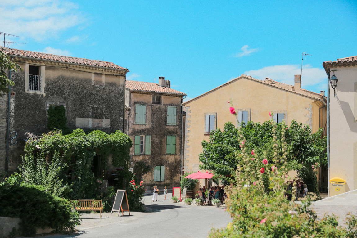Soignon - Village français magnifique du sud de la France, Provence, Avignon - blog lifestyle voyage