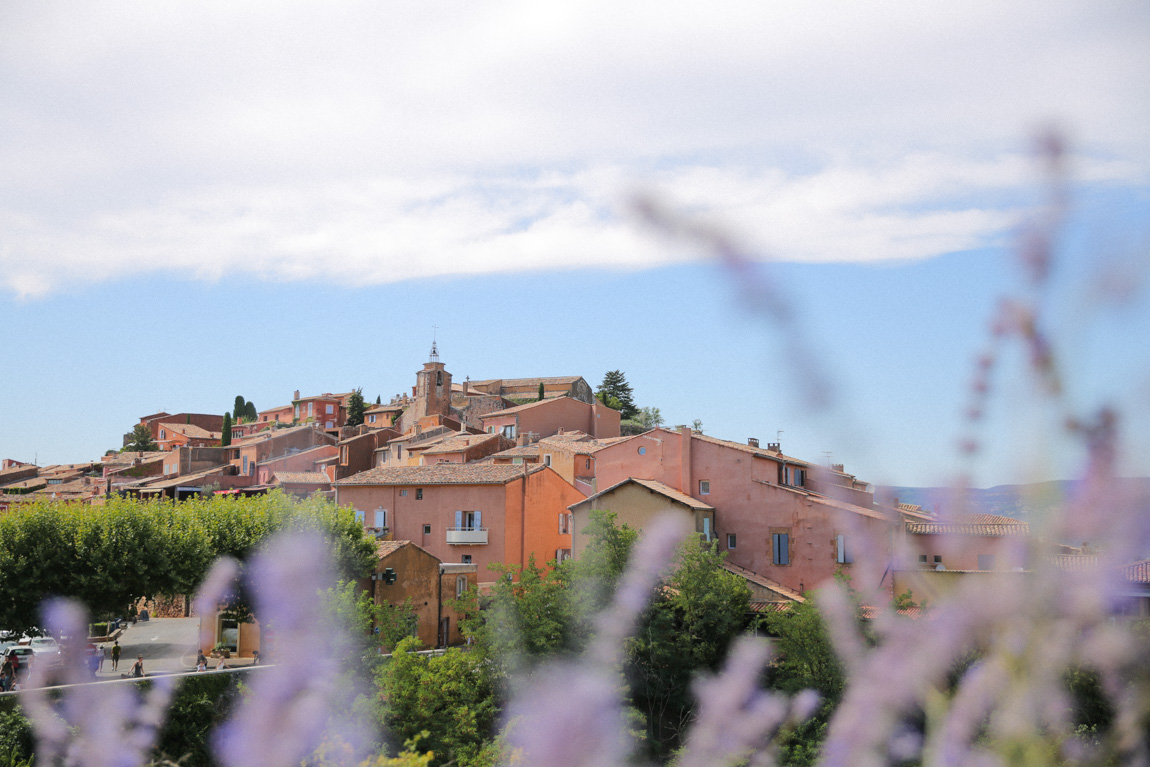 Roussillon tourisme en provence visiter la Provence - blog lifestyle voyage dollyjessy