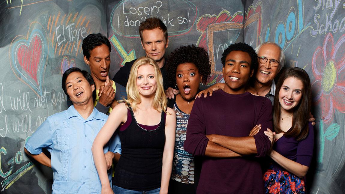 Community Les meilleures séries comiques - classement séries TV drôles