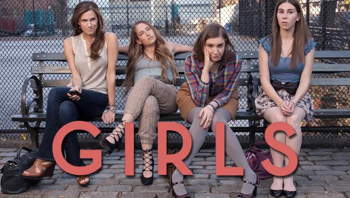 Série féminines - séries de filles à regarder - GIRLS Blog lifestyle cinéma série tv