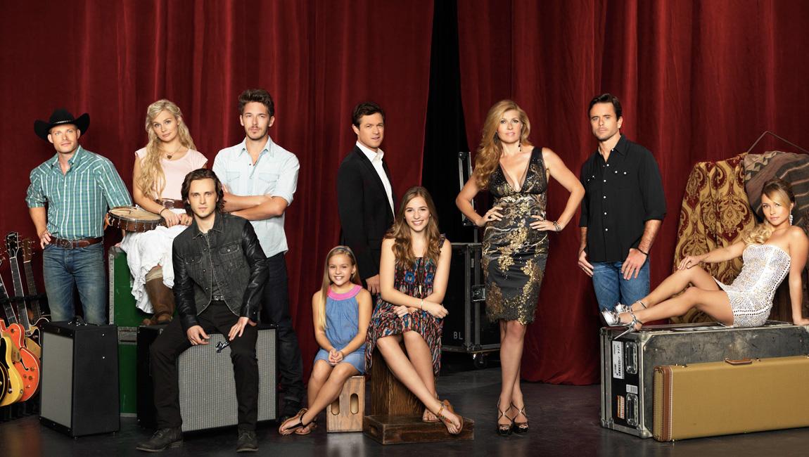 Série féminines - séries de filles à regarder - Nashville Blog lifestyle cinéma série tv