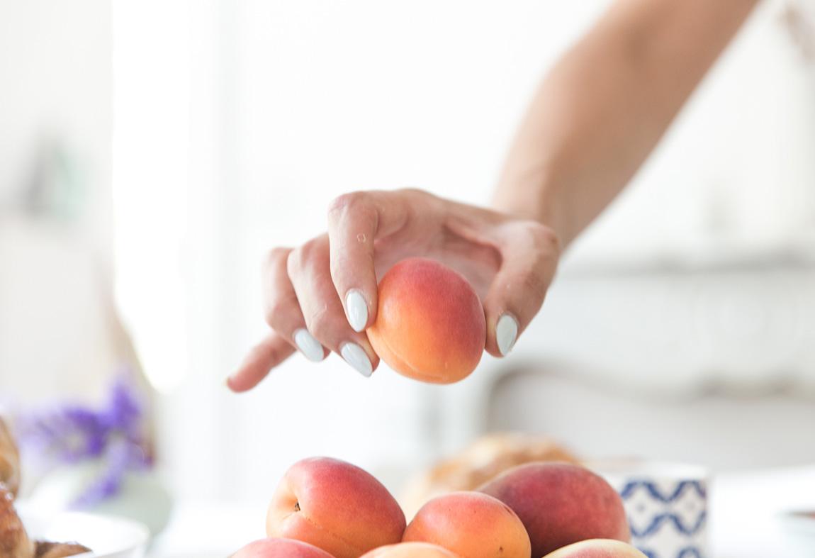 Abricots du Lubéron, provence  blog lifestyle mode cuisine