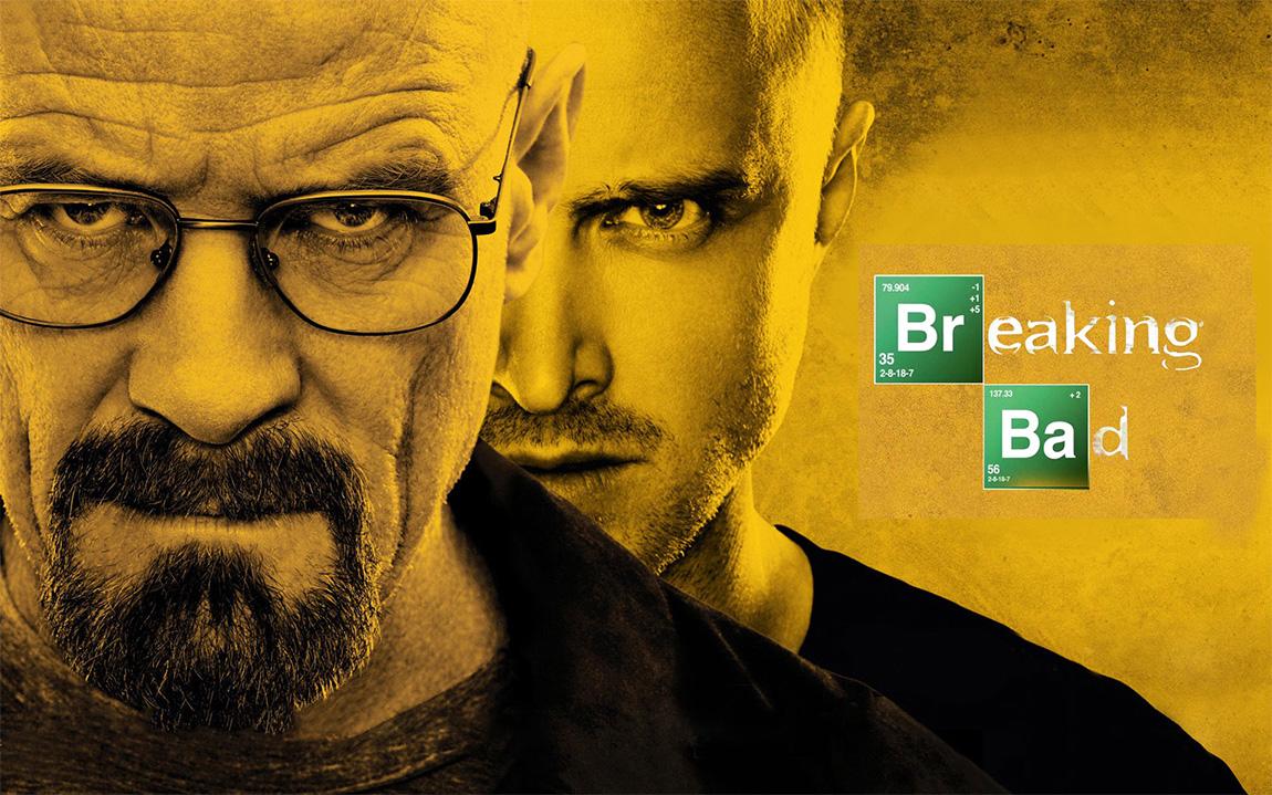 Breaking Bad - classement meilleures séries dramatiques blog lifestyle cinéma