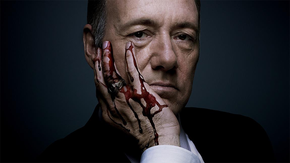 House of cards - classement meilleures séries dramatiques blog lifestyle cinéma