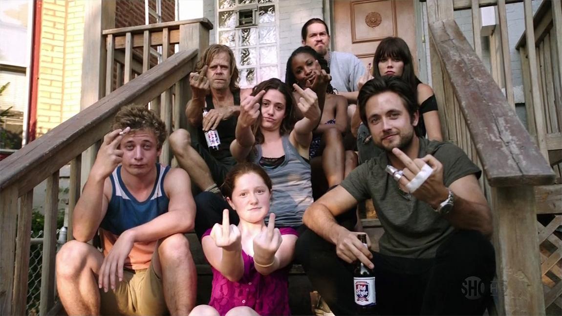 Shameless - classement meilleures séries dramatiques blog lifestyle cinéma