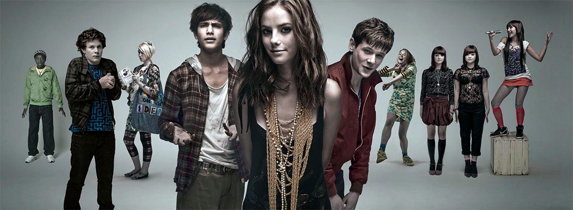 Skins - classement meilleures séries dramatiques blog lifestyle cinéma