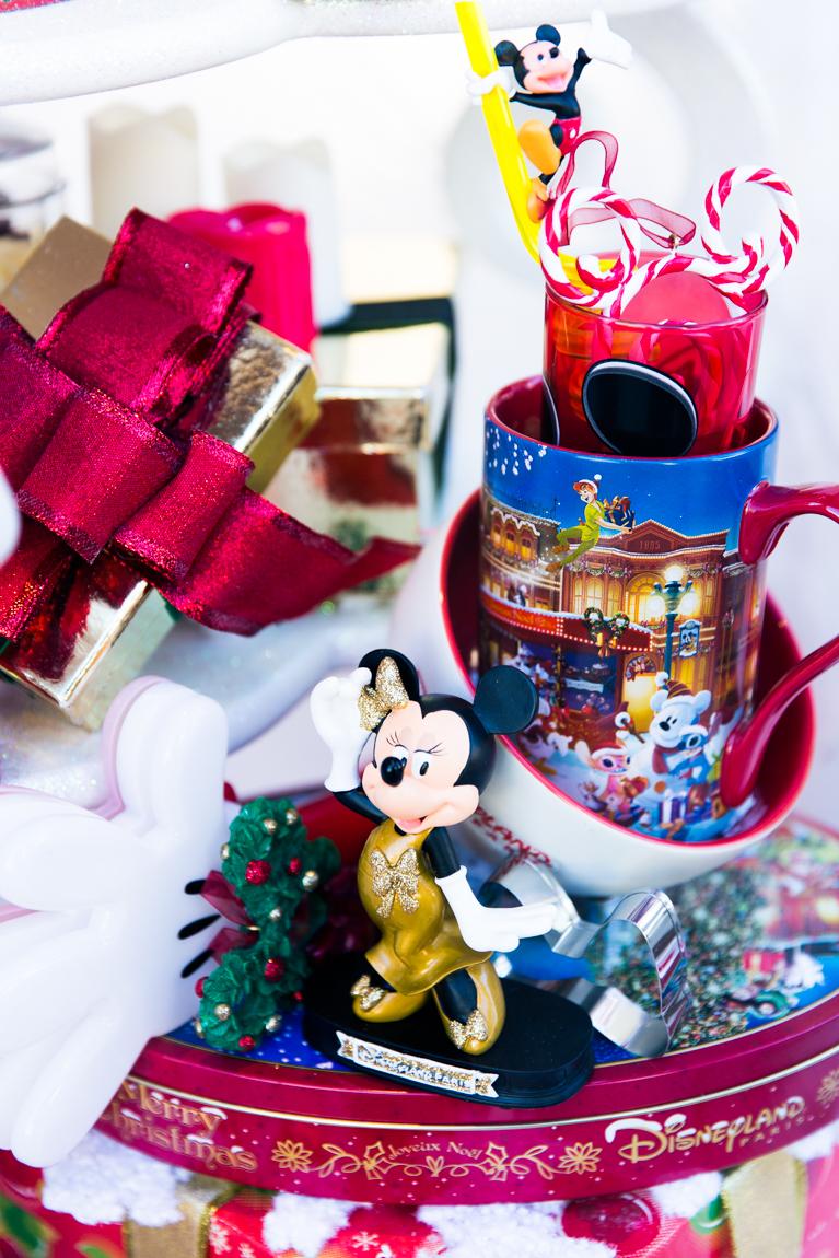 Noël à Disney Land Paris décorations de Noël
