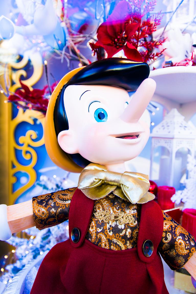 Pinocchio Disneyland Paris