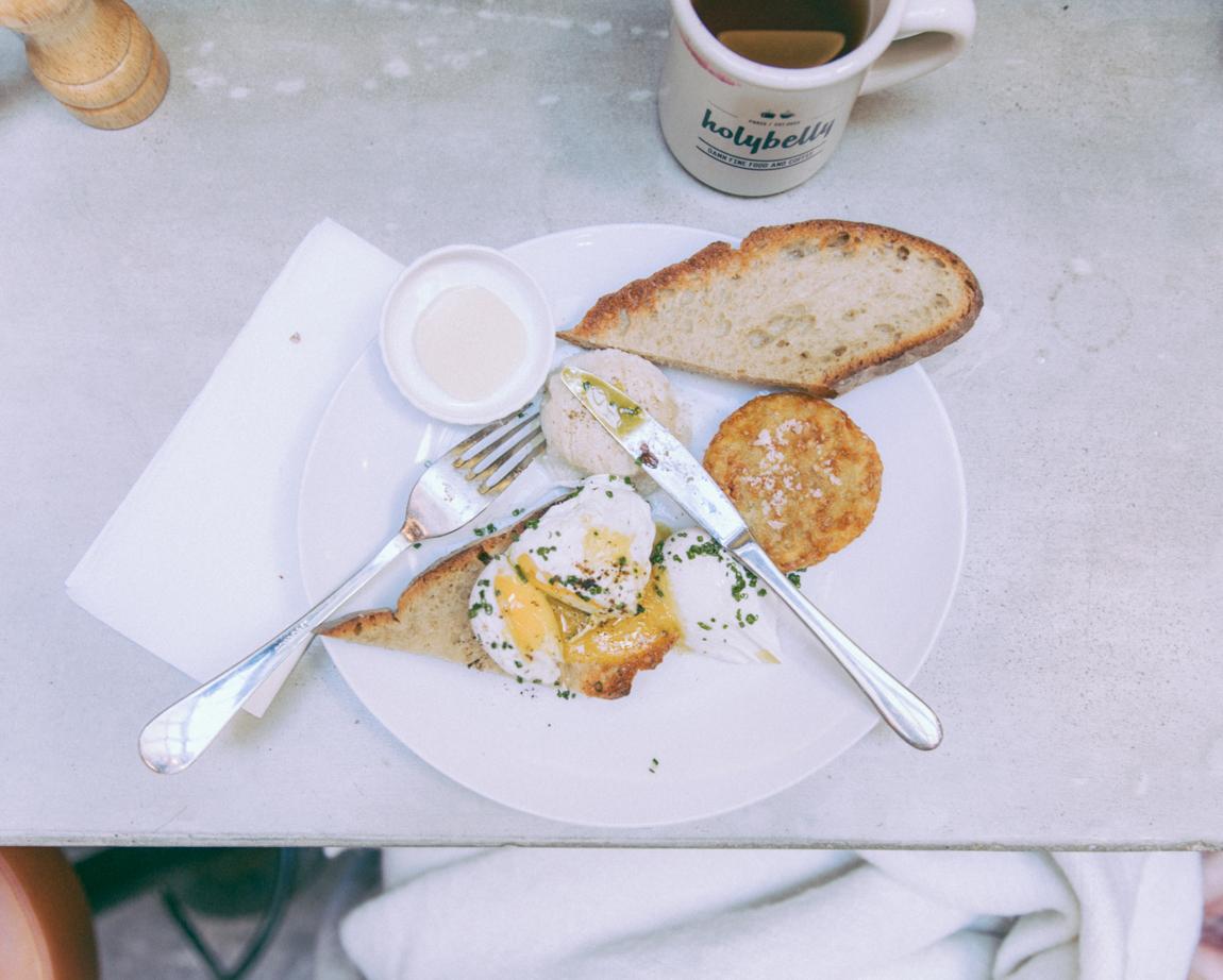 Pancakes Holly belly Paris 10 Canal Saint Martin - Blog bonnes adresses restaurants à Paris - bons plans à paris blog lifestyle