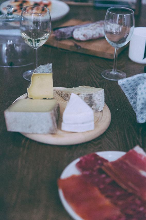 Box vin et fromage Tentation Fromage - Blog cuisine dollyjessy Paris